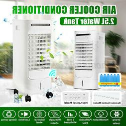 220V Portable Air Conditioner Conditioning Fan Humidifier Co