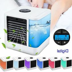 3-IN-1 Mini Arctic Air Personal Space Cooler Humidifier Port