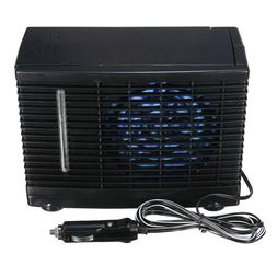 Car Cooler Cooling Fan 12V Portable Home Water Ice Evaporati