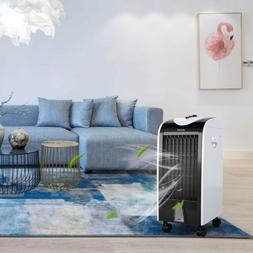 Evaporative Portable Air Conditioner Cooler Humidifier Purif