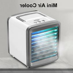 HB- Portable Mini Air Conditioner Cooler Home Office Persona