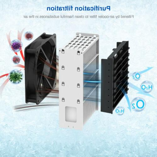 Portable Fan Humidifier Cooling Cool Fans