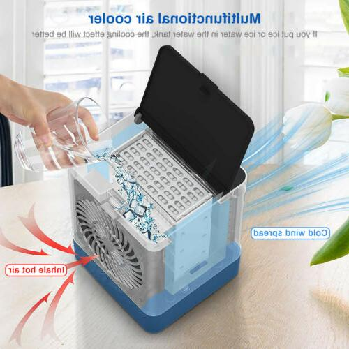 Portable Air Conditioner Fan Humidifier Evaporative Air Cooling Cool