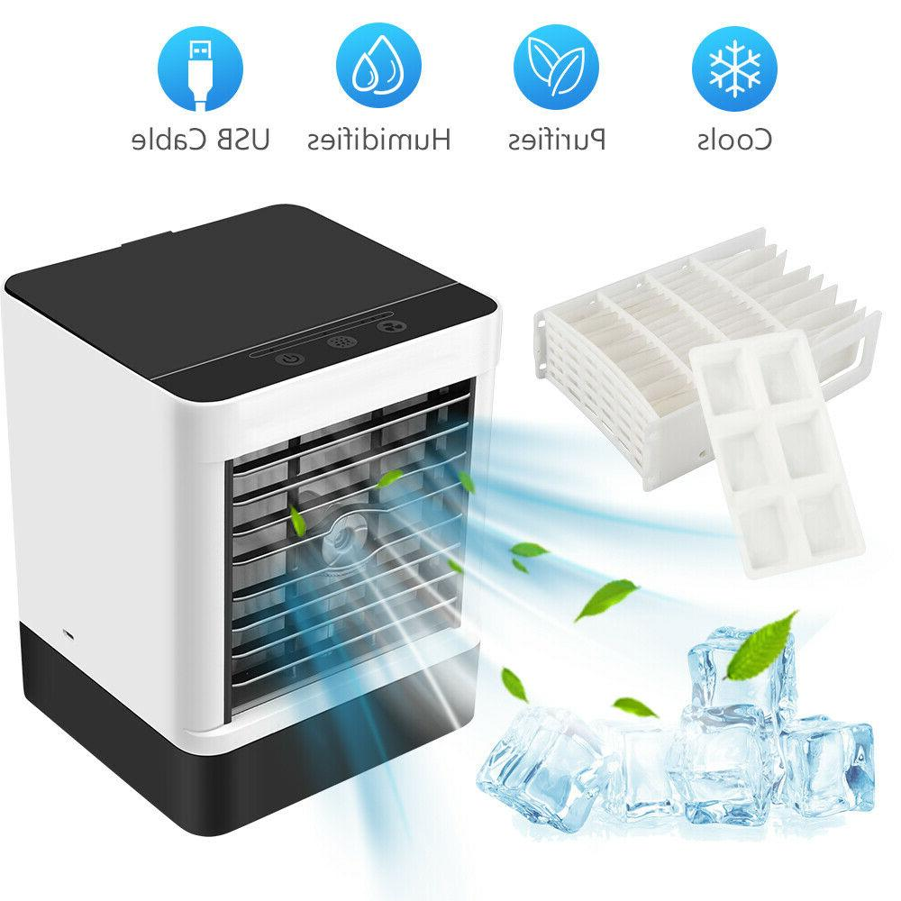portable air conditioner cooler mini cooling fan