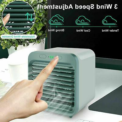 Portable Personal Conditioner Fan Cooler Rechargeable