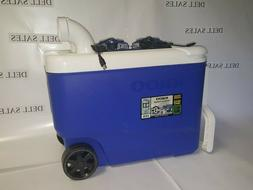 Large Rolling Wheeled Swamp Cooler Portable Fan Air Conditio