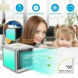 Mini Air Conditioner Cool Cooling Fan for Bedroom Home Artic