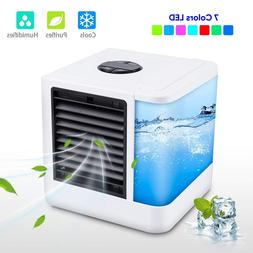 Mini Air Personal Cooler Quick Easy Way Conditioner Cool Spa