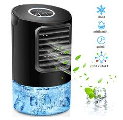 OVPPH Portable Air Conditioner, Personal Air Cooler Fan Desk