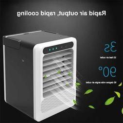 Portable Air Cooling Fan Personal Space Air Cooler Humidifie