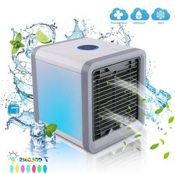 Portable Mini USB Air Conditioner Cool Cooling Cube Water Co